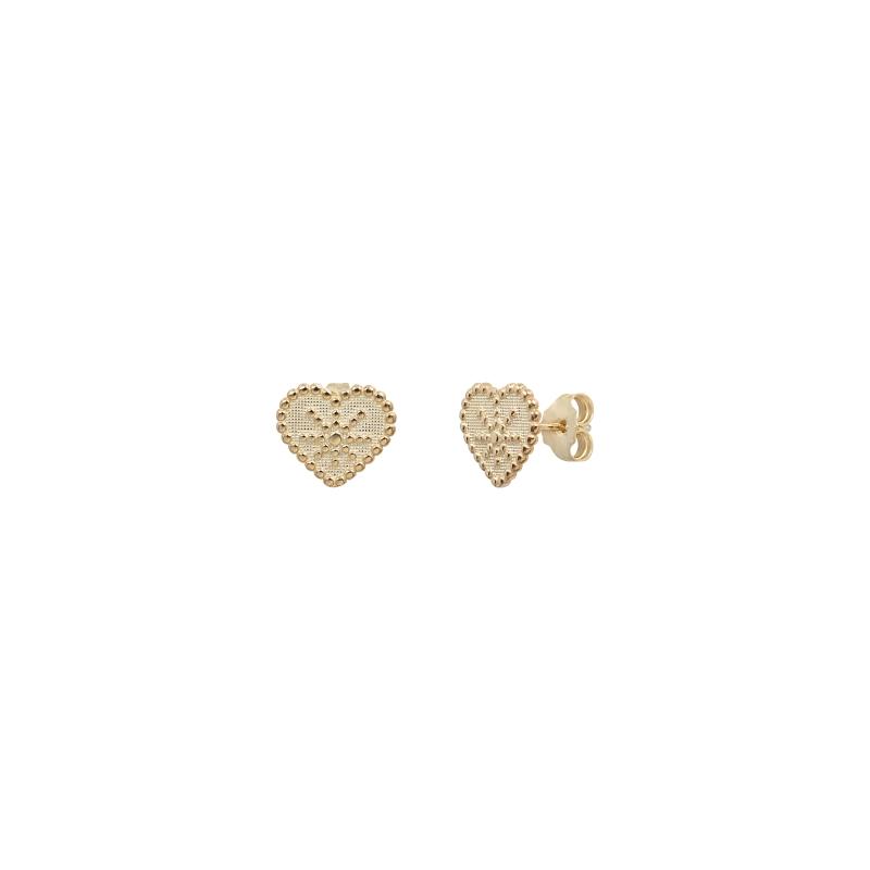 Boucles d'oreilles Valentine
