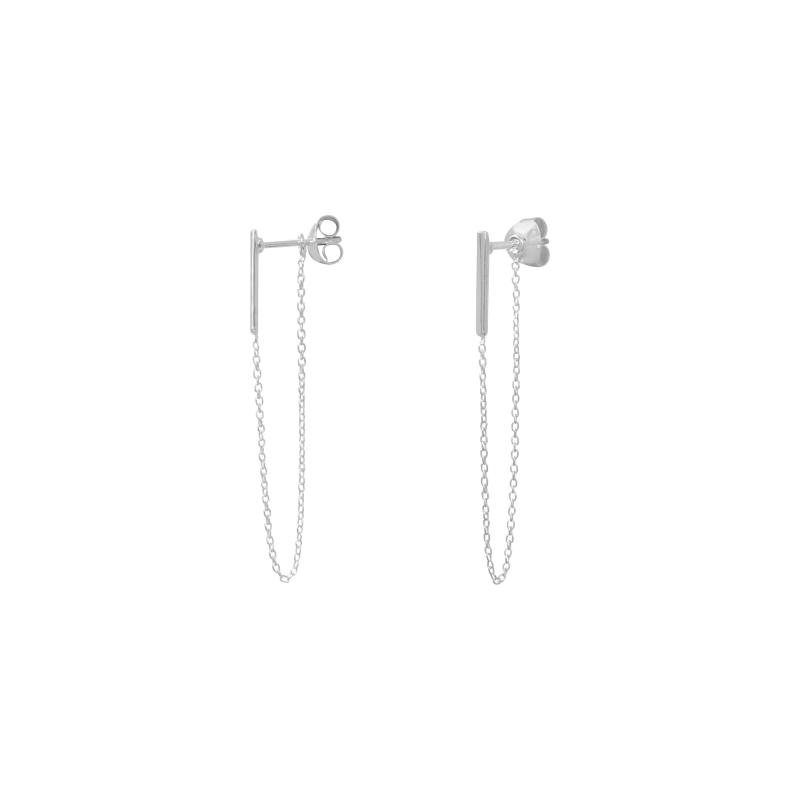Boucles d'oreilles Celestin